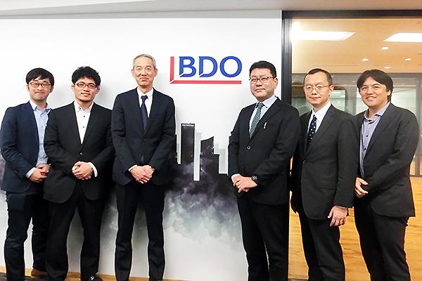 BDO三優監査法人 様 | ニュートン・コンサルティング株式会社